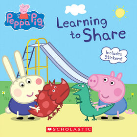 Peppa Pig: Learning to Share - English Edition