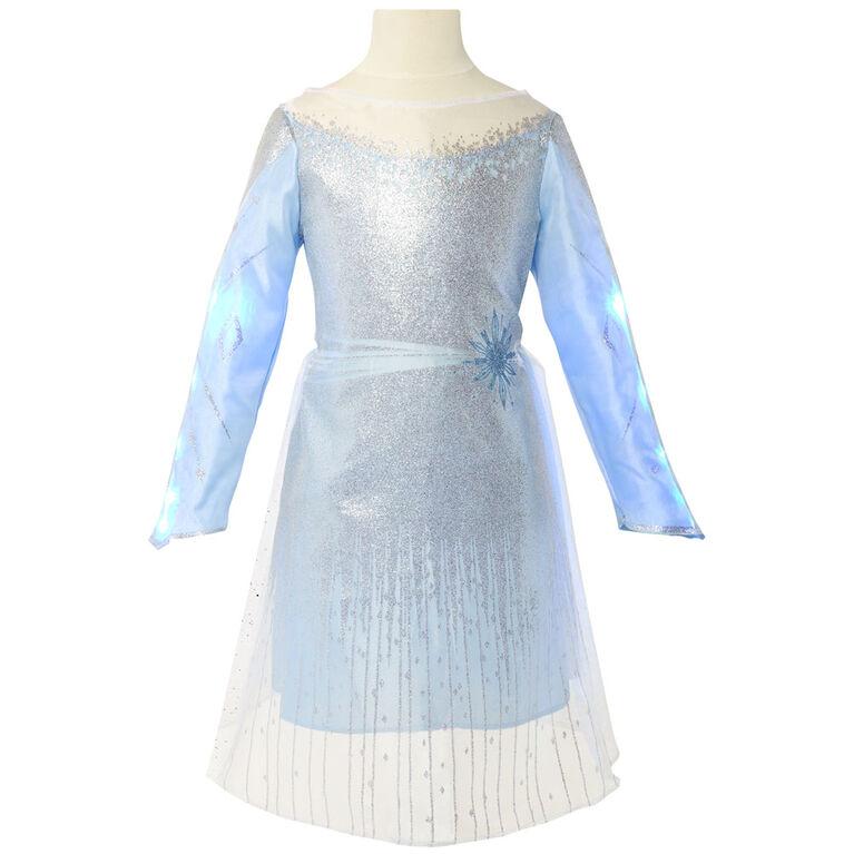 Frozen II - robe avec détails de mer sombre - Notre exclusivité