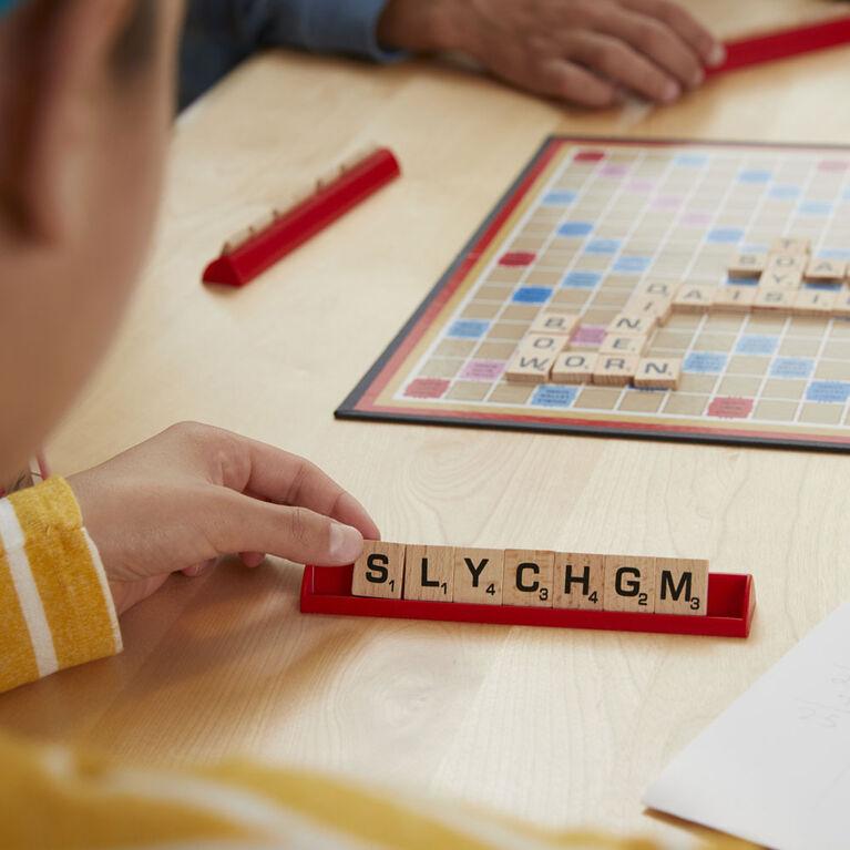 Hasbro Gaming - Scrabble - French Edition - styles may vary