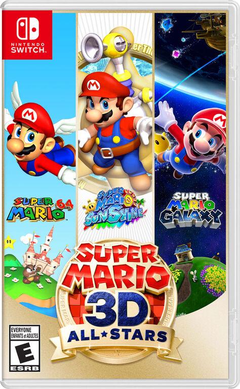 Nintendo Switch - Super Mario 3D All-Stars