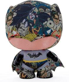YuMe Chibi DZNR Coffret cadeau 7 Inch pour Golden Age Batman