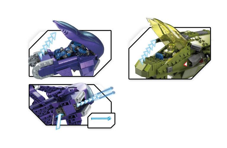 Mega Construx Halo Aerial Ambus