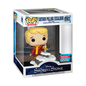 POP Deluxe: SitS: Arthur and Excalibur - Available Online Only
