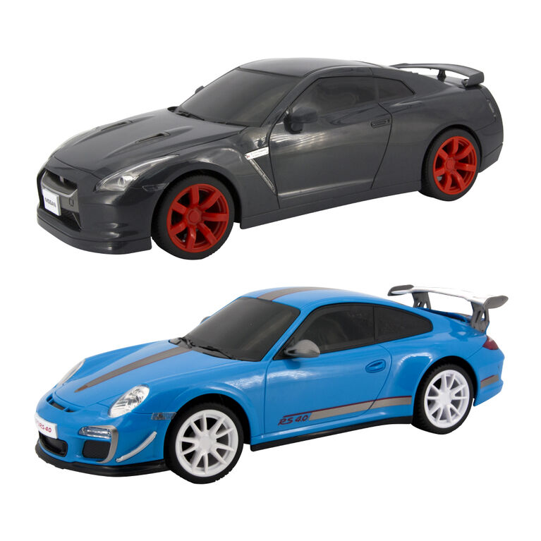 Fast Lane RC - 1:16 RC Tuner Car - Porsche 911 GT3 RS 4.0