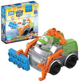Mega Bloks - La Pat' Patrouille - le Camion de Recyclage de Rocky