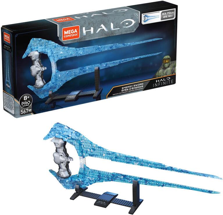 Mega Construx Halo - Épée d'énergie - Notre exclusivité
