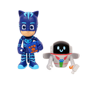 PJ Masks Hero vs. Villian 2-Pk Figure Set - Catboy & PJ Robot