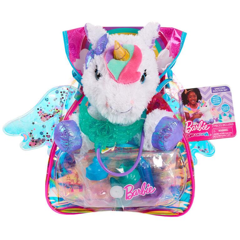 Barbie Dreamtopia Fantasy Pet Doctor Set