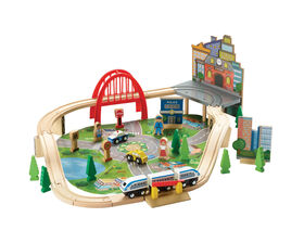 Imaginarium Express - Ensemble de train de Junction City