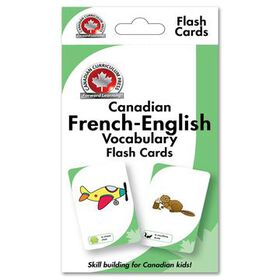 Beginning French / Eng Flashcard - Édition anglaise
