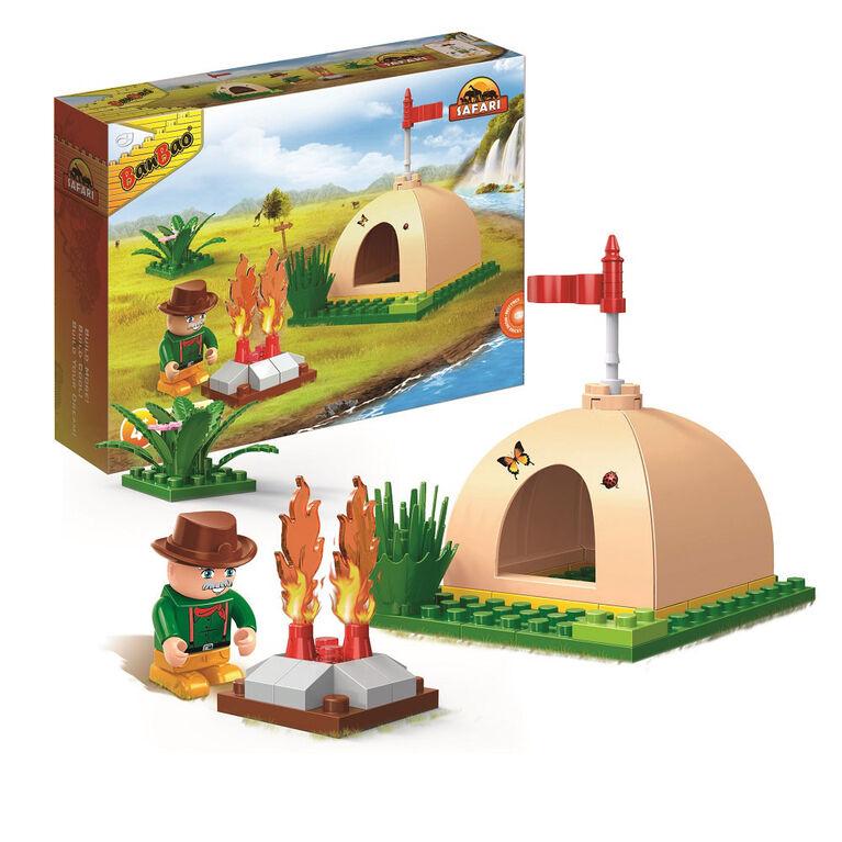 BanBao Safari - Tent Set
