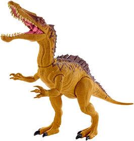 Jurassic World - Double Attaque Extrême - Figurine Suchomimus.