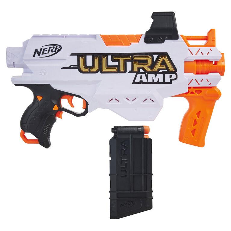 Nerf Ultra Amp, Blaster motorisé