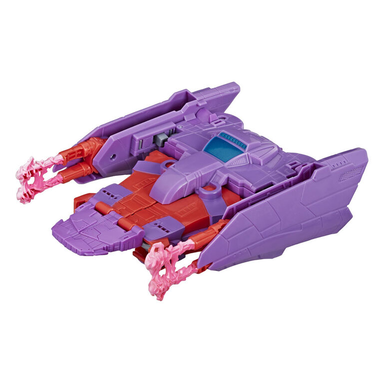 Transformers Cyberverse Action Attackers Ultra Class Alpha Trion