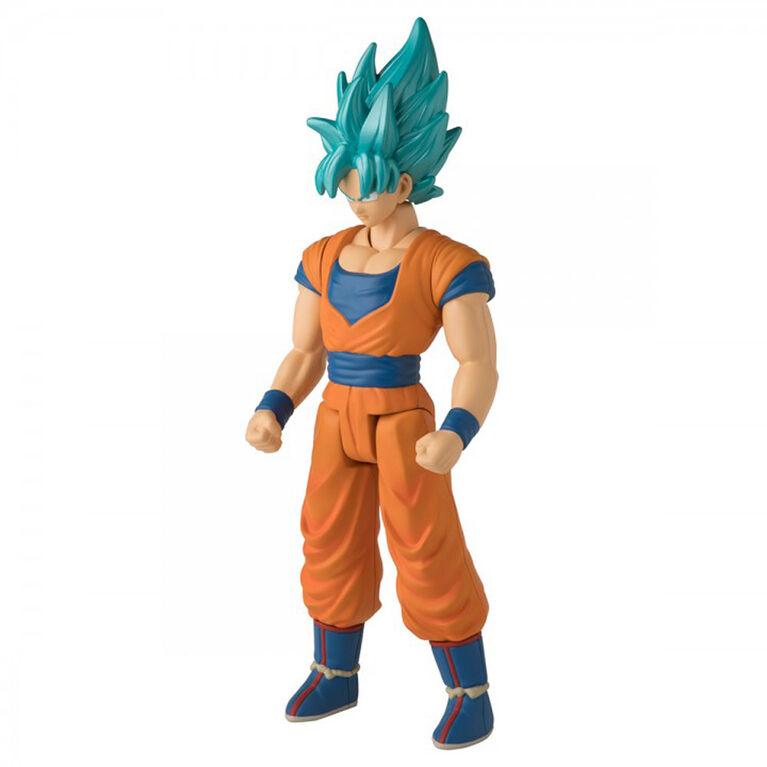 Dragon Ball Super - Figurine 12 pouce - Super Saiyan Blue Goku