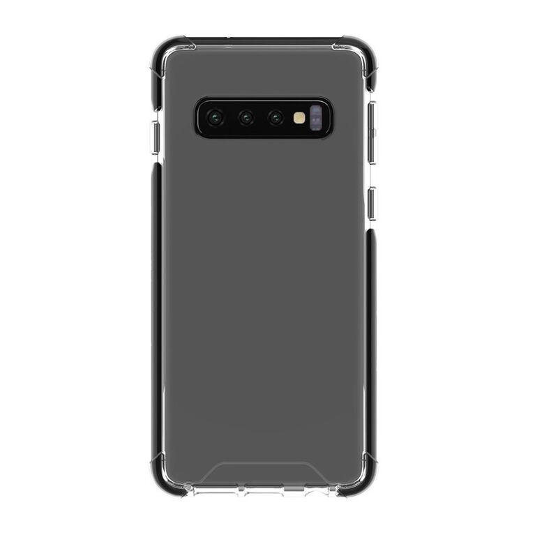 Blu Element Étui Robuste DropZone Noir pour Samsung Galaxy S10e