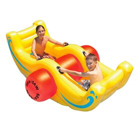 Blue Wave - Sea Saw Rocker Inflatable Pool Toy