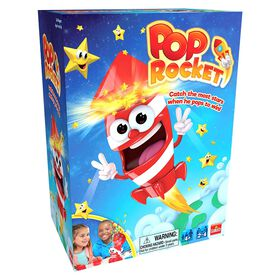 Pressman Toys - Pop Rocket Game