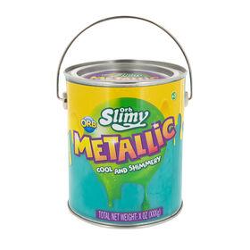 Bidon de peinture ORB Slimy SuperSheenz rose moyen - R Exclusif