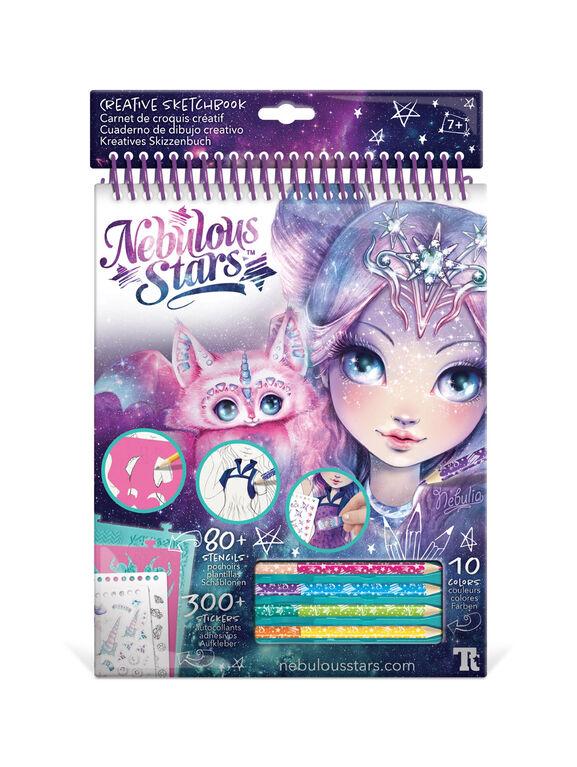 Creative Sketchbook - Nebulia