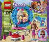 LEGO Friends L'aire de jeu du hamster d'Olivia 41383