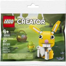 LEGO Creator Le lapin de Pâques 30550