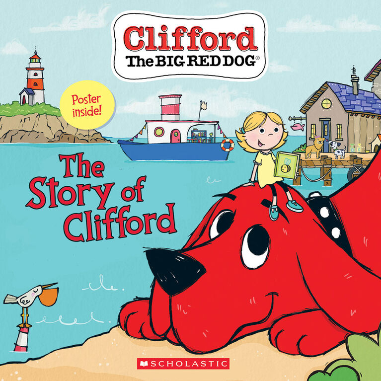 Clifford - The Story of Clifford  - English Edition