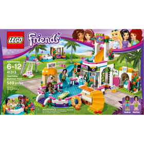 LEGO Friends La piscine de Heartlake City 41313