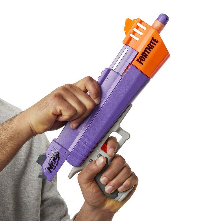 Nerf Fortnite HC-E Mega Dart Blaster