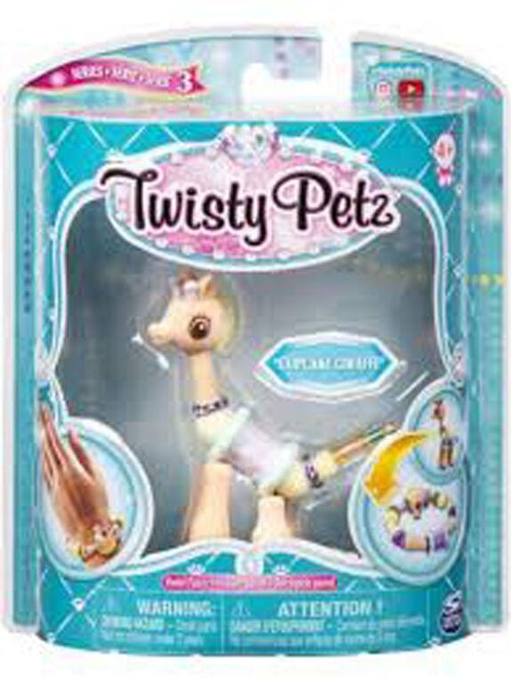 Twisty Petz, série 3, bracelet à collectionner (styles peuvent varier)