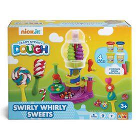 Nick. Jr Ready Steady Dough Swirly Whirly Sweets Dough Set