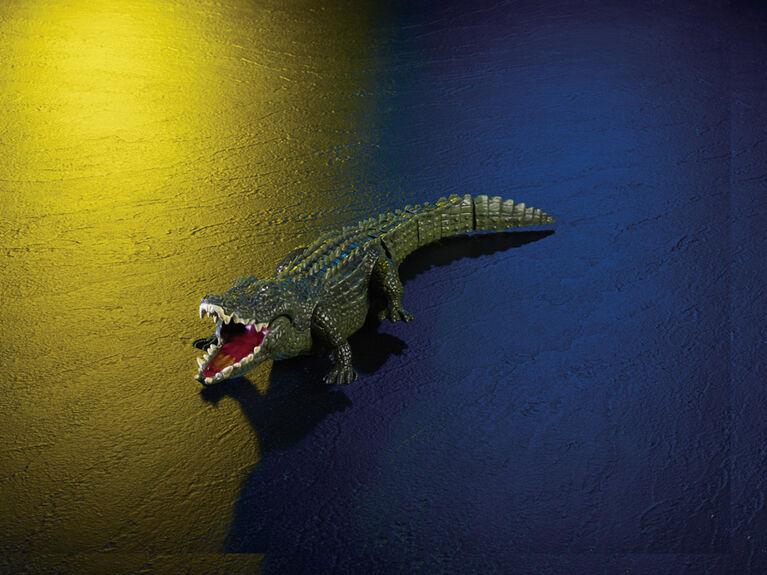Animal Planet - Rencontre avec un alligator téléguidé - Notre exclusivité