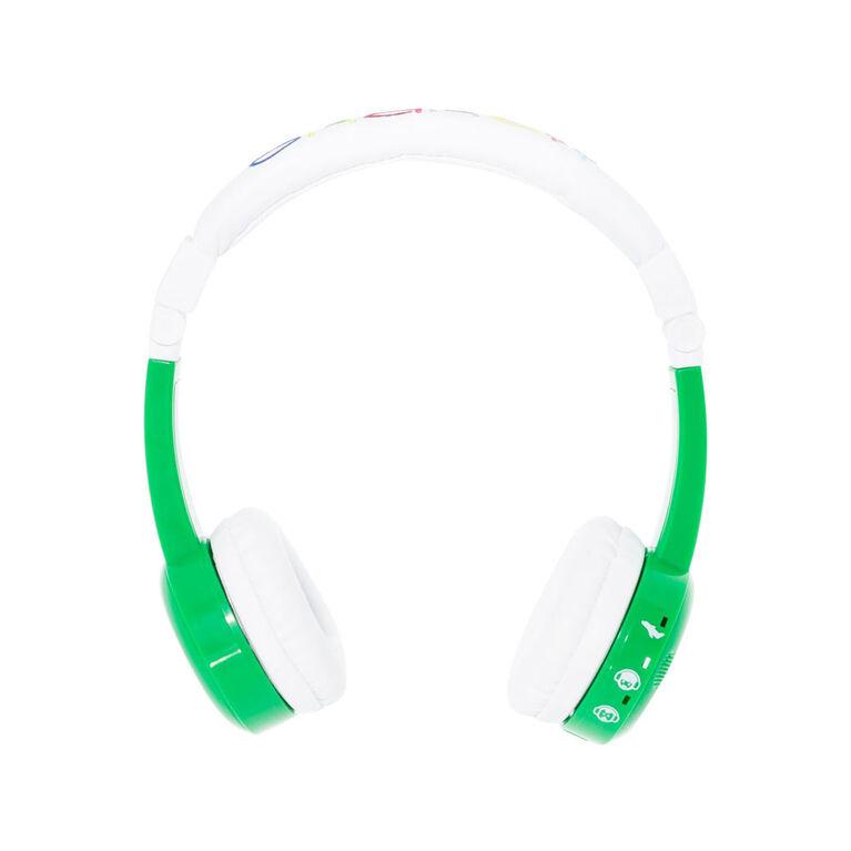 BuddyPhones InFlight - Vert