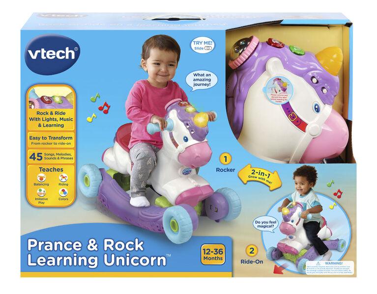 VTech Prance & Rock Learning Unicorn - English Edition