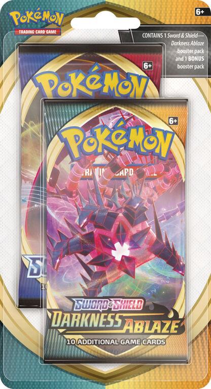 "Pokemon Sword & Shield 3 ""Darkness Ablaze"" Bonus Pack"