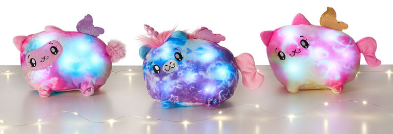 Peluche Jelly Dreams de Pikmi Pops - Beams le Chat