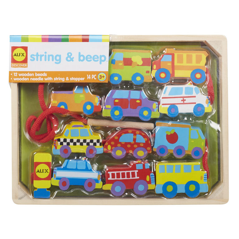 Alex String and Beep
