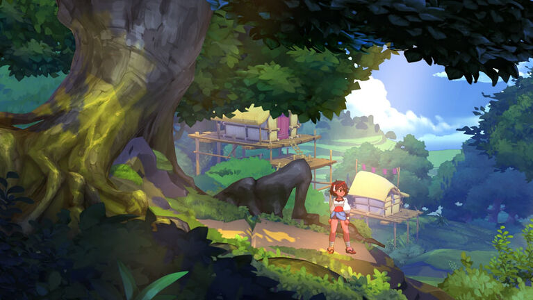 Nintendo Switch - Indivisible