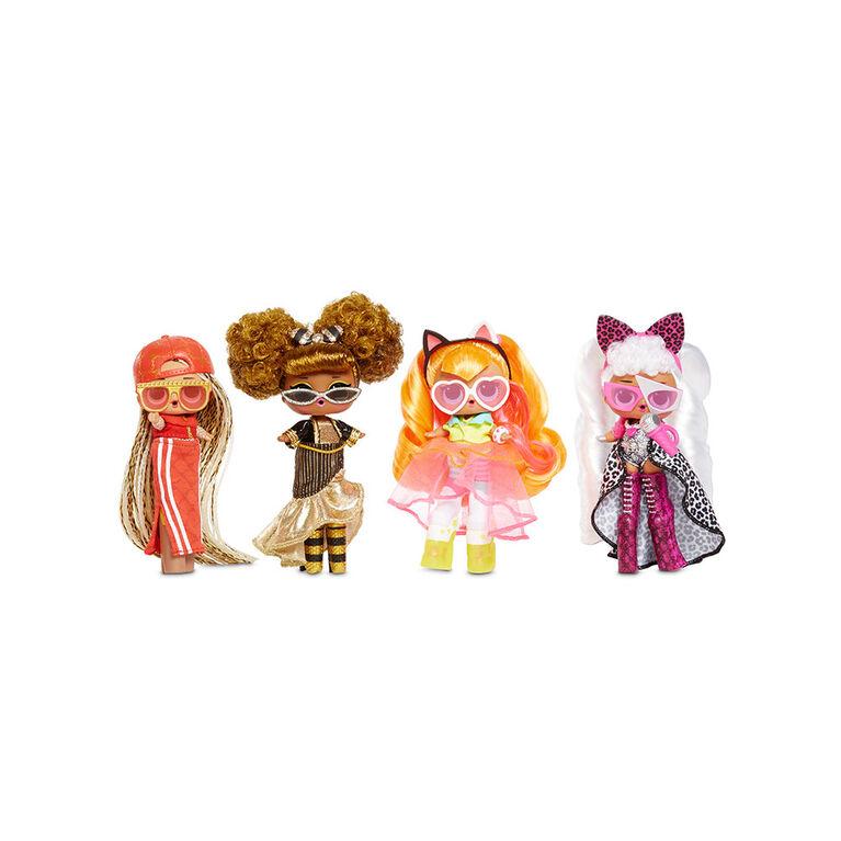 L.O.L. Surprise! JK Diva Mini Fashion Doll with 15 Surprises