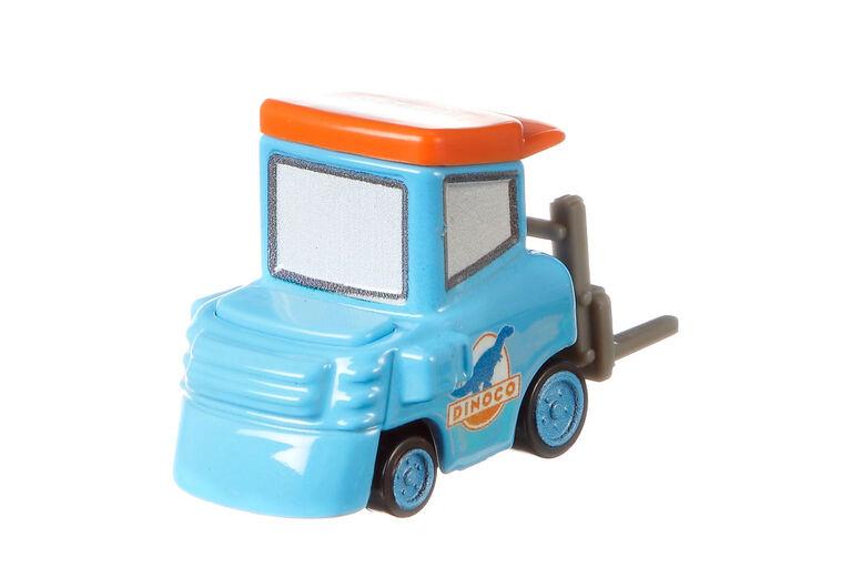Disney/Pixar Cars Roger Wheeler and Dinoco Pitty