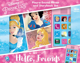 Little My Own Phone - Disney Princess Phone - English Edition
