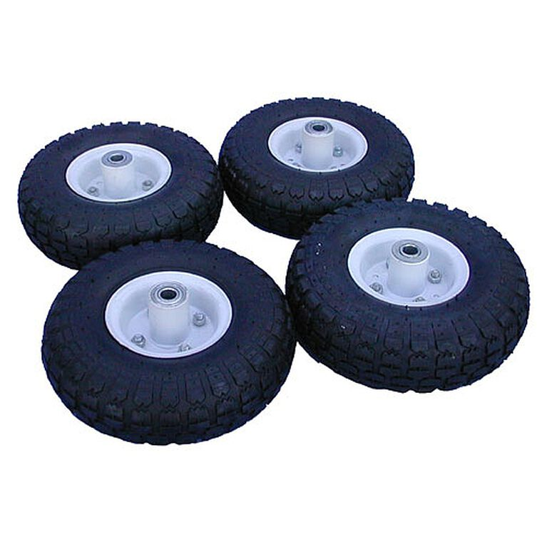 Millside - 4 Pneumatic Wheels
