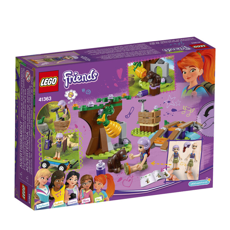 LEGO Friends Mia's Forest Adventure 41363
