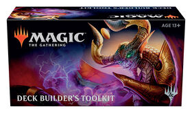 Magic the Gathering Core 2019 Deck Builder's Toolkit