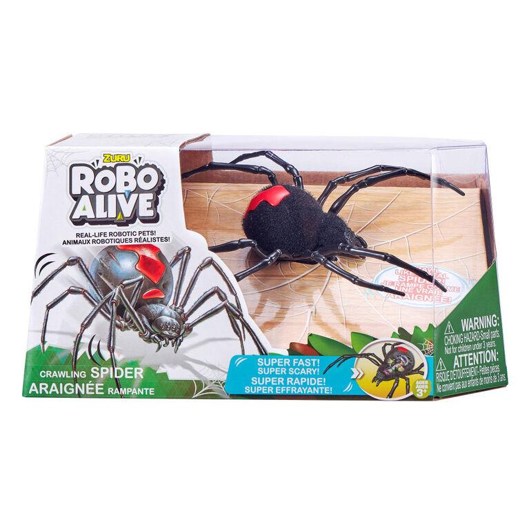 Araignée rampante Robo Alive