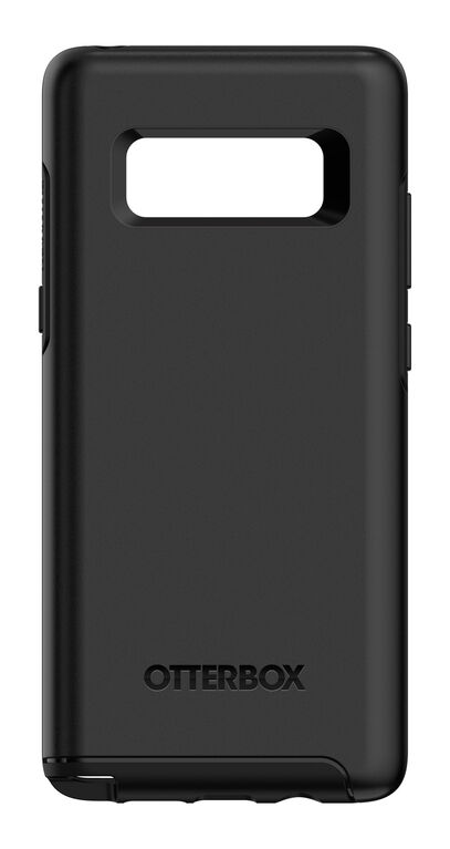 Étui Symmetry d'OtterBox pour Samsung Note 8 noir