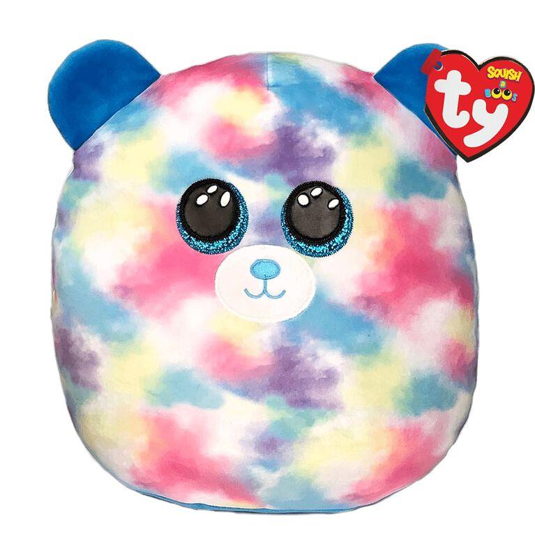 Ty Squish Hope Pastel Bear 14 inch