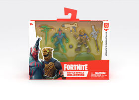 Fortnite Battle Royale Collection: Duo Pack - Battle Hound & Flytrap