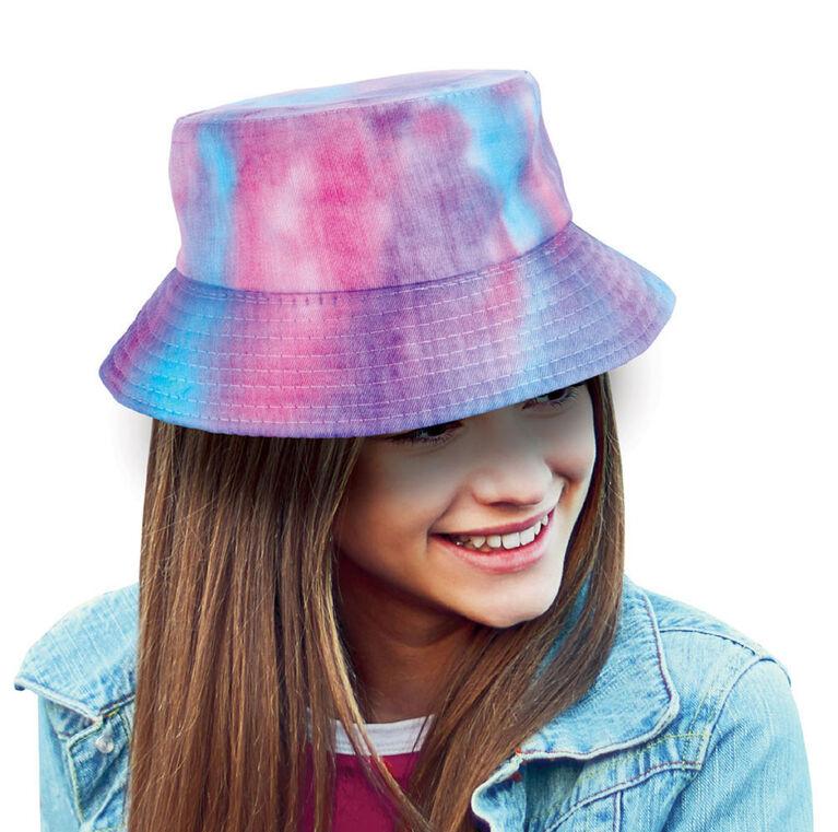 chapeau bob tie dye