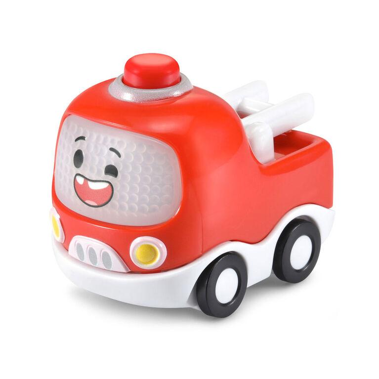 VTech Go! Go! Cory Carson - Mini véhicules Freddie et Halle - Édition anglaise